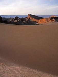 Внутренняя часть Дюны Гранде.