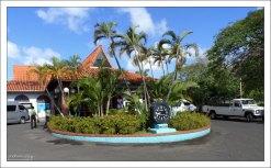 Кастри - порт и столица государства St. Lucia.
