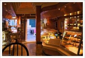 В царстве хлебов и пирожных. Сеговия, Испания.