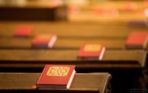 Один из сборников духовных песнопений. Собор Св. Вита.