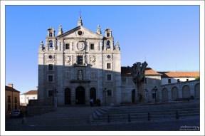 Монастырь Св. Терезы (Convento de Santa Teresa). Авила, Испания.