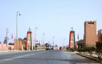 Широкие проспекты Эль-Рашидии.