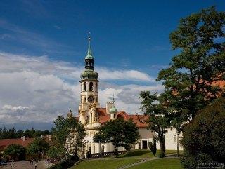 Лоретанский монастырь в Градчанах.