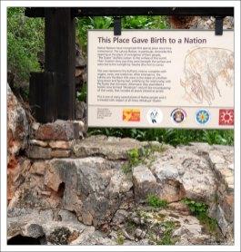 Пещер Ветра – священное место для индейцев племени Лакота.