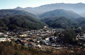 Great Smoky Mountains. Декабрь, 2000 год.