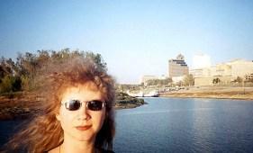 """Путешествие на пароходе """"Queen"""" по Миссисипи. Ноябрь, 1999 год."""