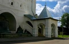 Звонница Софийского собора в Кремле. Колокола 15-16 веков. Великий Новгород.