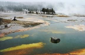 Разноцветное болото. Бисквитный бассейн.