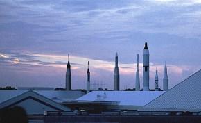 Сад Ракет. Kennedy Space Center, Мыс Канаверал.