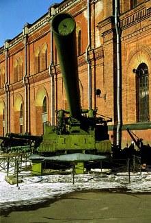 Пушечка. Музей артиллерии.