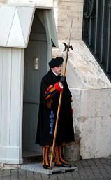 Стража Ватикана.