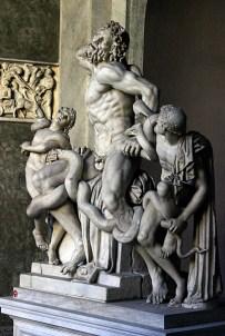 """""""The Laocoon"""". Ватиканские музеи. Первый век AD."""