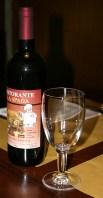 Vino de casa - местное столовое вино.