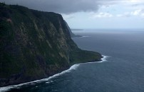 Залив Waipi'o.