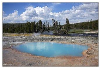 Black Opal Pool (Источник Черный Опал).