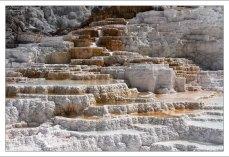Травертиновые бассейны на террасе Клеопатры.