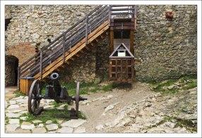 За стенами крепости Шюмег.