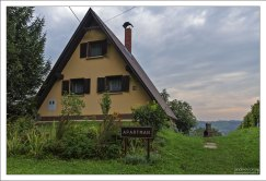 Съемный дом в Железной горе, Хорватия.