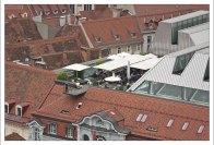 Смотровая площадка с баром в торговом центре Kastner & Öhler.