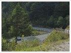 Дорога номер 203, ведущая к итальянской границе.