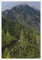 Триглавский парк расположен в самом углу Словении, в месте, где сходятся три границы: Словении, Италии, и Австрии.
