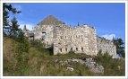 Руины форта Predel, одного из шести вдоль итальянской границы.