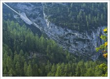 Канатная дорога на вершину Дахштайна.