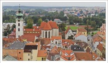 Город Будеёвице основан в 1265 году чешским королём Пржемыслом Оттокаром II.