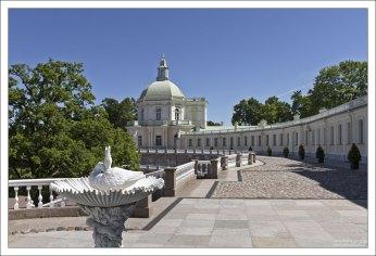 Терраса Большого дворца.