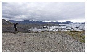 Hoffellsjökull - ответвление от крупнейшего в Европе покровного ледника Ватнайёкюдля.