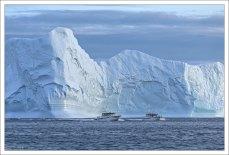 В 1914 году (после гибели «Титаника») на западном побережье Гренландии был основан крупный международный центр по изучению зарождения и движения плавучих ледяных гор.