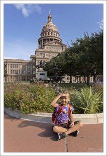 В Капитолии размещены основные органы управления штата Техас — Палата представителей, Сенат, а также офис губернатора штата.