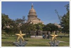 В здании Техасского Капитолия 400 помещений и более 900 окон.