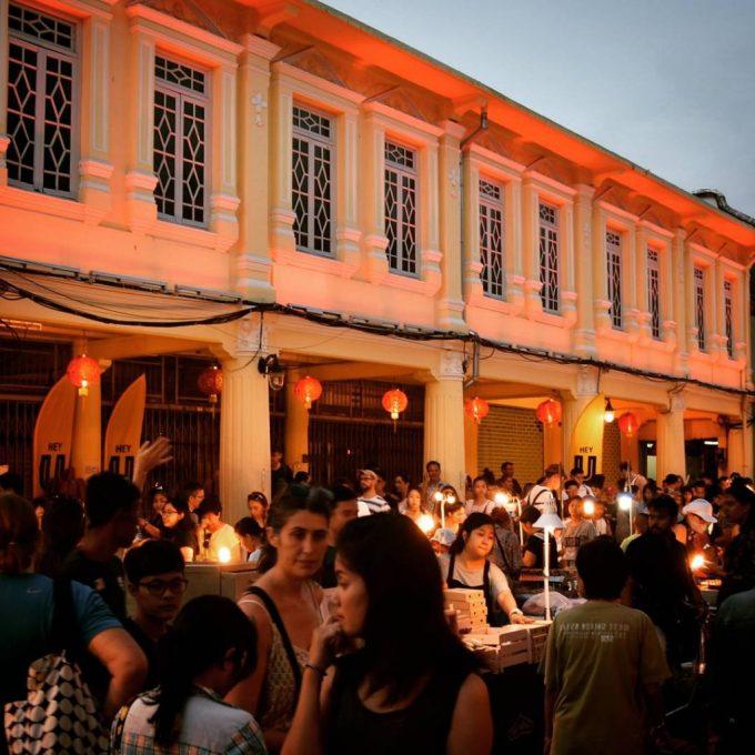Phuket night market