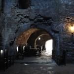 sala de mese castelul corvinilor huniazilor hunedoara
