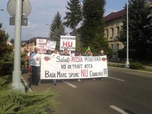 protest-rosia-montana-baia-mare