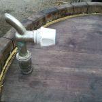 balerca infundata cu robinet