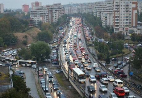 intrare-cluj-calea-floresti-ambuteiaj-trafic