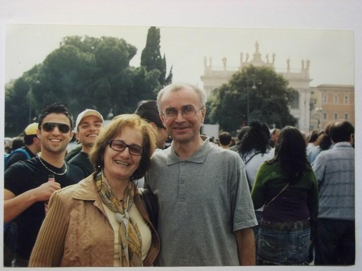 Piazza San Giovanni, Rome, Italy 2006.