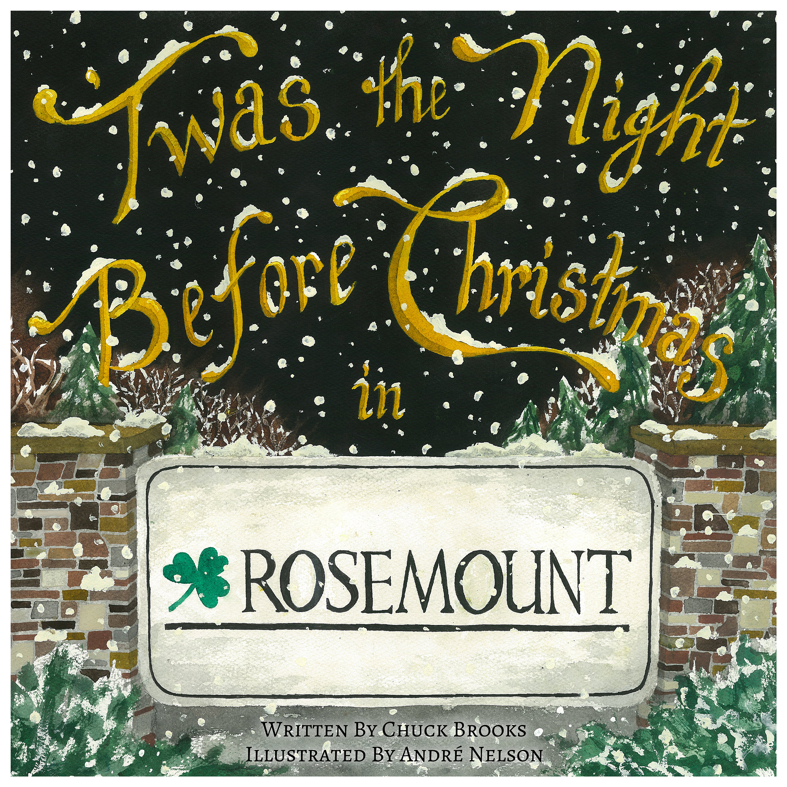 'Twas the Night Before Christmas in Rosemount