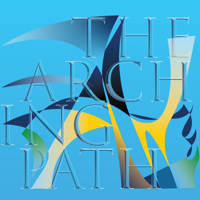 """Album cover of """"The Arching Path"""""""