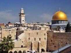 Francigena XXI: Roma a Gerusalemme a piedi