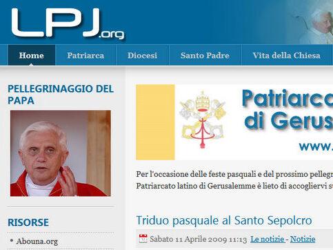 Nuovo sito lpj.org