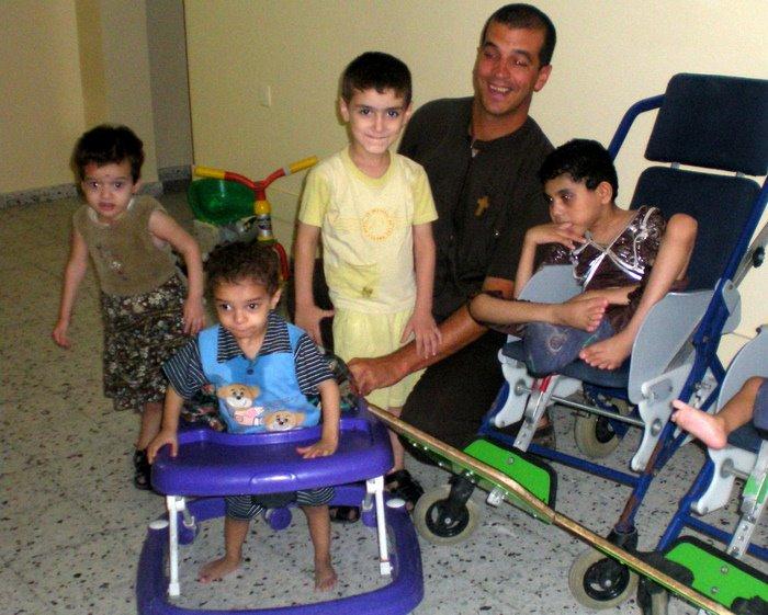 Gaza: Signore, scendi prima che muoia