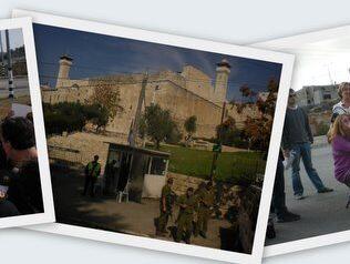 Tour ad Hebron con B'Tselem