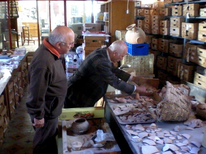 Consultiamo due archeologi famosi a Gerusalemme