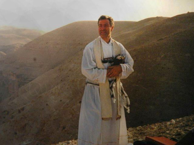 Don Andrea Santoro: morire per Dio