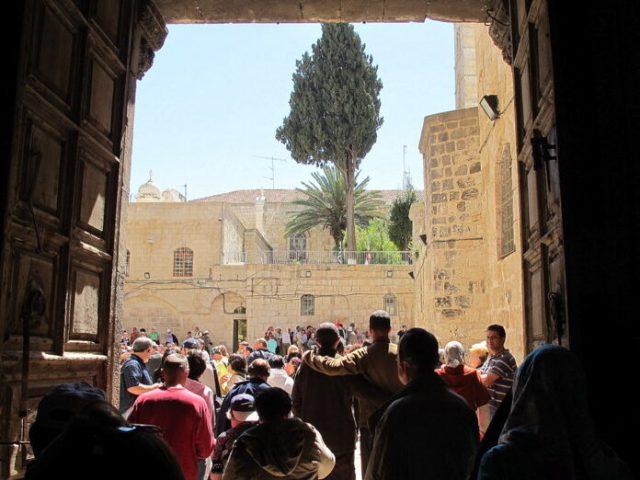 Mapanda e Bologna arriviamo: ultimo saluto a Gerusalemme