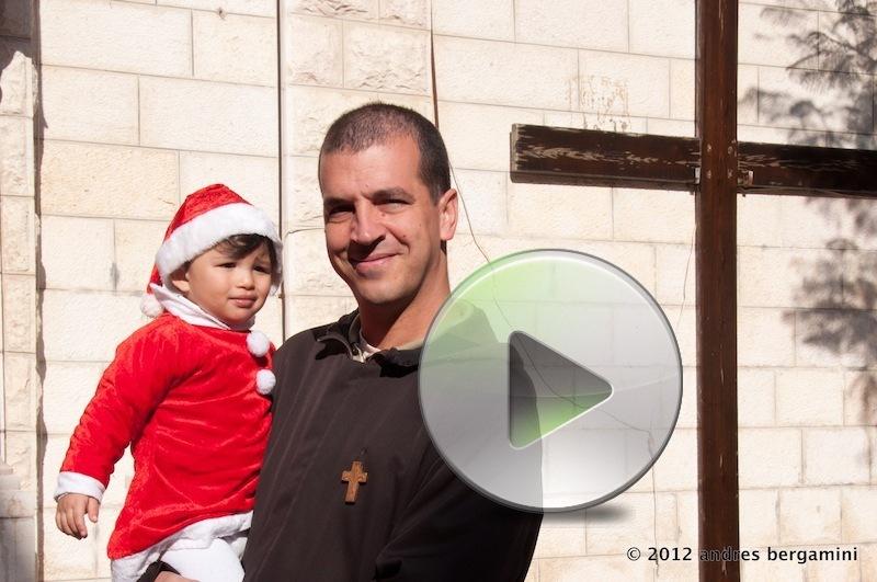 Galleria: La festa nella parrocchia di Gaza