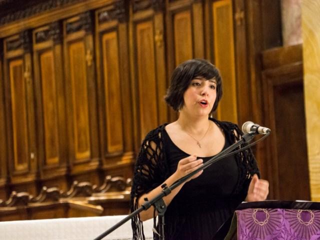 Naheela in concerto: i canti di pasqua 2013
